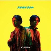 KinKi Kids - KANZAI BOYA CD+DVD LTD
