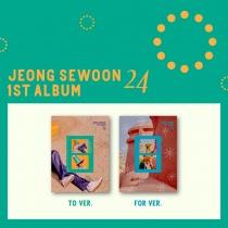 Jeong Se Woon - Vol.1 - 24 Part.1 (KR) [Neo Anniversary Price]