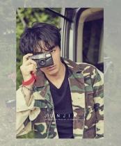 JUN JIN - Photobook Vol.1 - THE SEASONS REVOLVE (KR)