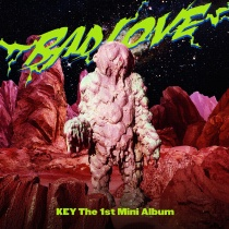 Key (SHINee) - Mini Album Vol.1 - BAD LOVE (Photobook B Ver.) (KR) PREORDER