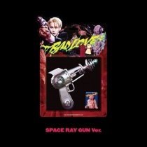 Key (SHINee) - Mini Album Vol.1 - BAD LOVE (SPACE RAY GUN Ver.) (KR) PREORDER