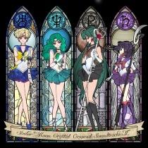 Pretty Guardian Sailor Moon Crystal OST 2