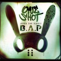 B.A.P - ONE SHOT Type B JP