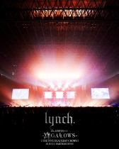 lynch. - 13th ANNIVERSARY -XIII GALLOWS- [THE FIVE BLACKEST CROWS] Blu-ray