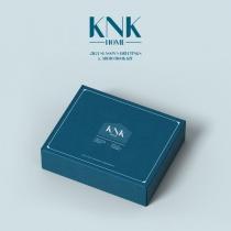 KNK - 2021 SEASON'S GREETINGS & AUDIO BOOK KIT (KR)