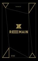KNK - Mini Album Vol.2 - Remain (KR)