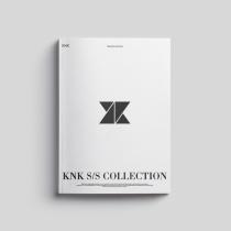 KNK - Single Album Vol.4 - KNK S/S COLLECTION (KR)