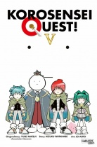 Korosensei Quest! 5