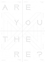Monsta X - Vol.2 TAKE.1 - ARE YOU THERE? (KR)