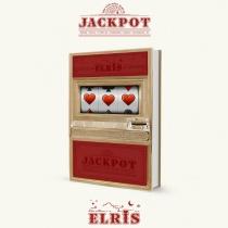 ELRIS - Mini Album Vol.4 - JACKPOT (Red Version) (KR)