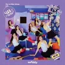 Weeekly - Mini Album Vol.1 - We are (KR)