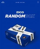 Zico - Mini Album Vol.3 - Random Box (KR)