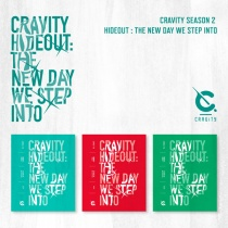 Cravity - Season2. [Hideout: The New Day We Step Into] (KR)