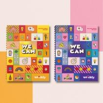 Weeekly - Mini Album Vol.2 - We can (KR)