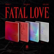 Monsta X - Vol.3 - FATAL LOVE (KR) [Neo Anniversary Price]