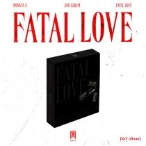 Monsta X - Vol.3 - FATAL LOVE (KiT ALBUM) (KR) [Neo Anniversary Price]