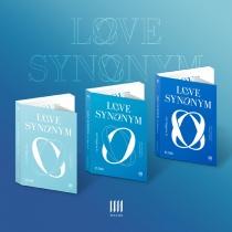 WONHO - Mini Album Vol.1 Part.2 - Love Synonym #2 : Right for Us (KR) [Neo Anniversary Price]