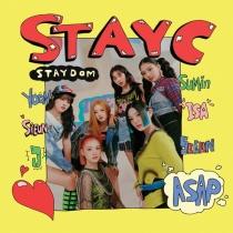 STAYC - Single Album Vol.2 - STAYDOM (KR)