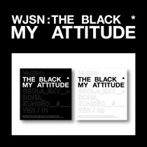 WJSN THE BLACK - single album - My attitude (KR)