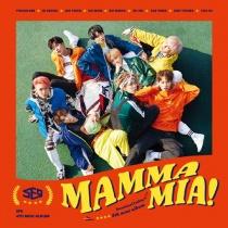 SF9 - Mini Album Vol.4 - MAMMA MIA! (KR)