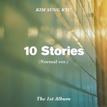 Kim Sung Kyu - Vol.1 - 10 Stories (Normal Edition) (KR)