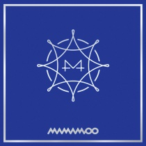 MAMAMOO - Mini Album Vol.8 - BLUE;S (KR)