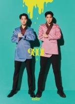 Wooseok x Kuanlin - Mini Album Vol.1 - 9801 (KR)