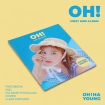 Oh Ha Young (Apink) - Mini Album Vol.1 - OH! (KR)