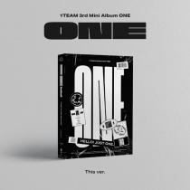 1TEAM - Mini Album Vol.3 - ONE (THIS VER.) (KR)
