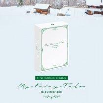 Lee Jin Hyuk (UP10TION) - Photobook - My Fairy Tale (Limited Edition) (KR)