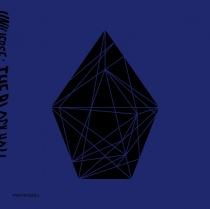 Pentagon - Vol.1 - Universe : The Black Hall (Downside Version) (KR)