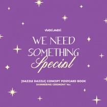 Weki Meki - DAZZLE DAZZLE POSTCARD BOOK (KR)