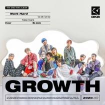DKB - Mini Album Vol.3 - GROWTH (KR)