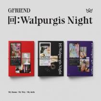 GFRIEND - Vol.3 - Walpurgis Night (KR)