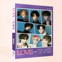 Pentagon - Mini Album Vol.11 - LOVE or TAKE (Mild Ver.) (KR)