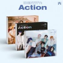 WEi - Mini Album Vol.3 - IDENTITY : Action (KR)