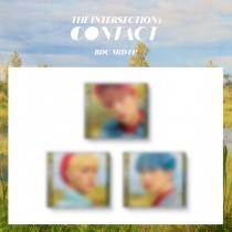 BDC - 3rd EP - THE INTERSECTION : CONTACT (Jewel Case Ver.) Limited (KR) PREORDER