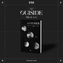 BTOB - Special Album - 4U : OUTSIDE (Silent Ver.) (KR) PREORDER