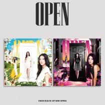 Kwon Eun Bi - Mini Album Vol.1 - OPEN (KR)
