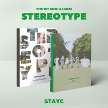 STAYC - Mini Album Vol.1 - STEREOTYPE (KR)