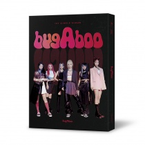 bugAboo - Single Album Vol.1 - bugAboo (KR) PREORDER