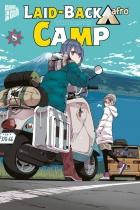 Laid-Back Camp 8