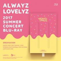 Lovelyz - 2017 SUMMER CONCERT ALWAYZ Blu-ray (KR)