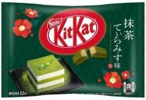 KitKat Mini Matcha Tiramisu
