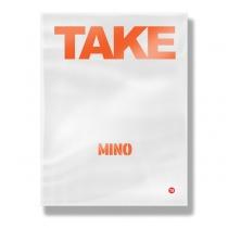 MINO - 2nd Full Album - TAKE (KR)