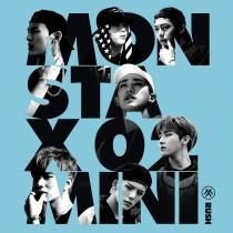 Monsta X - Mini Album Vol.2 - Rush (Secret Version) (KR)