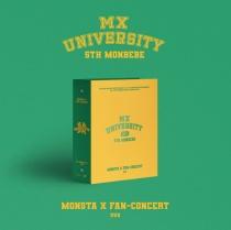 MONSTA X - 2021 Fan Concert [MX UNIVERSITY] (DVD) (KR) PREORDER