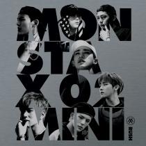Monsta X - Mini Album Vol.2 - Rush (Official Version) (KR)