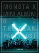 Monsta X - Mini Album Vol.3 - The Clan 2.5 Part.1 Lost (Found Version) (KR)