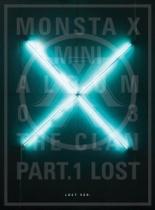 Monsta X - Mini Album Vol.3 - The Clan 2.5 Part.1 Lost (Lost Version) (KR)